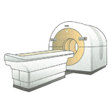 PET/CTのイラスト