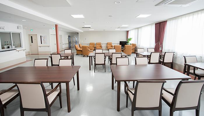 サービス付き高齢者向け住宅ら・かるまの内観写真
